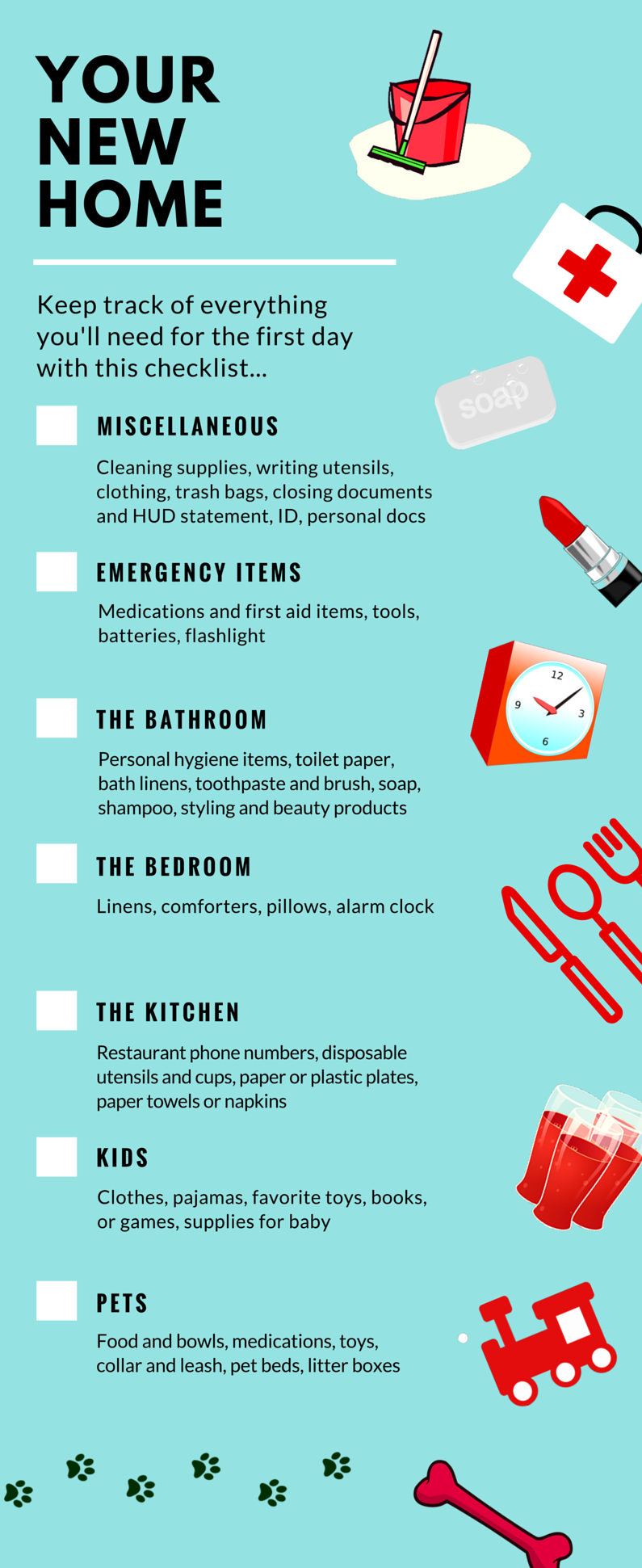 Your-New-Home-Checklist-Fort Myers