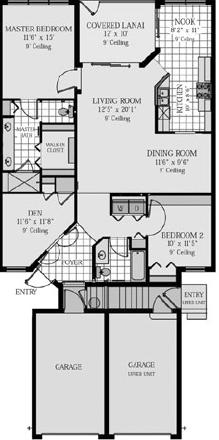 majestic palms floor plan 1