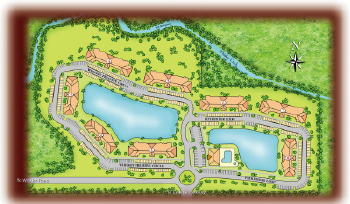 riverwalk site map